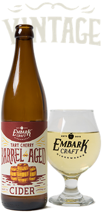 Tart Cherry Barrel Aged